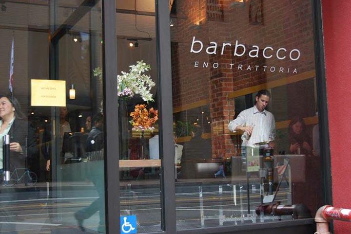 Nhà hàng Ý Barbacco