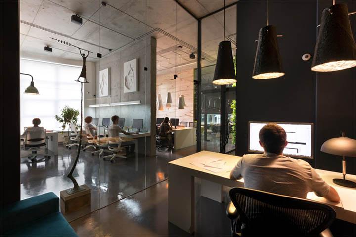 thiet-ke-noi-that-van-phong-sergey-makhno-01 Thiết kế nội thất văn phòng Sergey Makhno - Sự đột phá ấn tượng