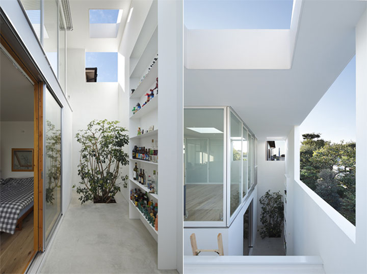 thiet-ke-nha-pho-inside-out-01 Inside Out - Sống cùng nắng và mưa trong thiết kế nhà phố