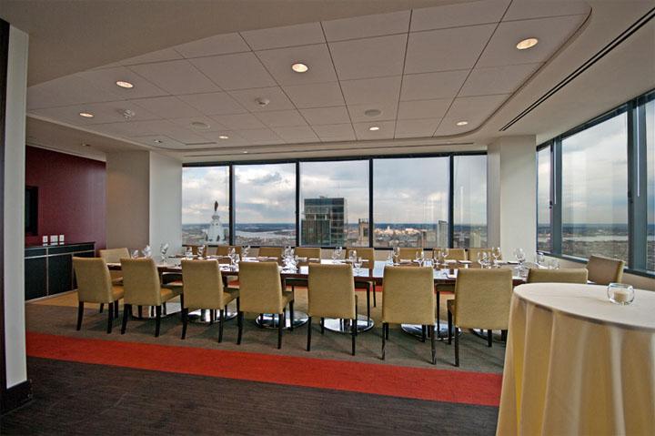 thiet-ke-noi-that-nha-hang-r2l-02 Nhà hàng R2L - Ngắm nhìn đường chân trời từ trong nội thất