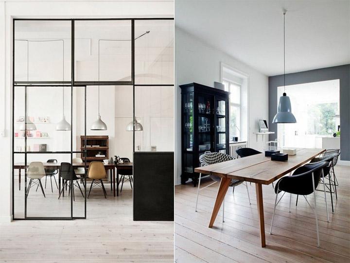 Các vật dụng nội thất phòng ăn