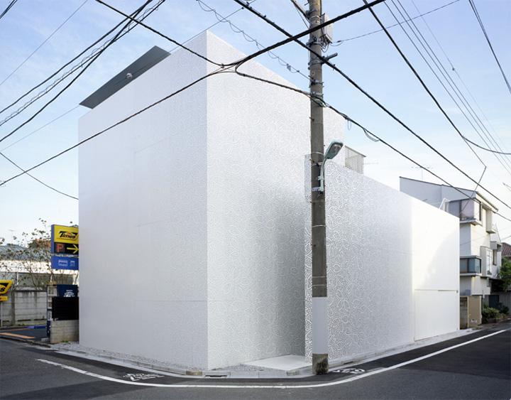 Thiết kế nhà phố kết hợp văn phòng Sakura