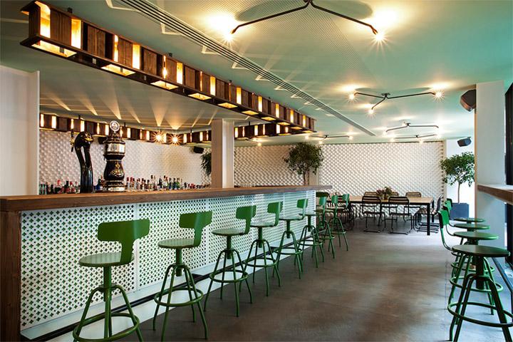 thiet-ke-quan-cafe-san-vuon-urban-garden-01 Urban Garden - Mảng xanh trong thiết kế quán cafe sân vườn