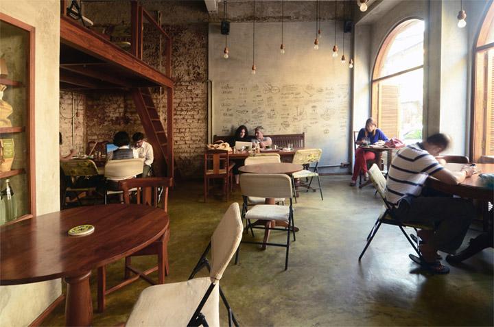 thiet-ke-quan-cafe-nho-dep-birdsong-cafe-01 Birdsong Cafe - Thiết kế quán cafe nhỏ mang vẻ đẹp hoài cổ