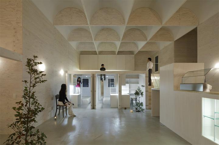 thiet-ke-nha-lay-anh-sang-tu-nhien-tu-mai-daylight-house-01 Daylight House - Thiết kế nhà lấy ánh sáng tự nhiên từ mái