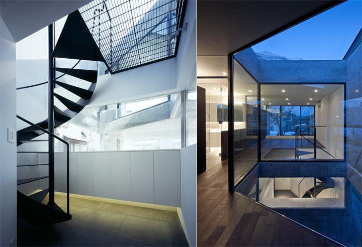 mau-nha-o-hien-dai-trong-khi-hau-khac-nghiet-cadre-house-01 Cadre House - Mẫu nhà ở hiện đại trong khí hậu khắc nghiệt