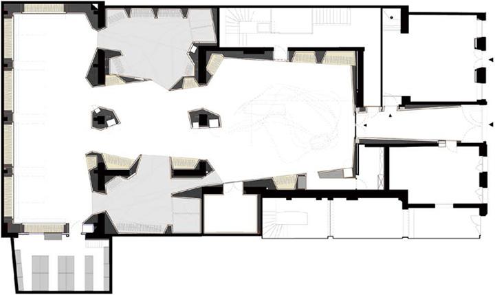 thiet-ke-cua-hang-thoi-trang-leclaireur-paris-04 L'Eclaireur - Thiết kế cửa hàng thời trang từ vật liệu bỏ đi
