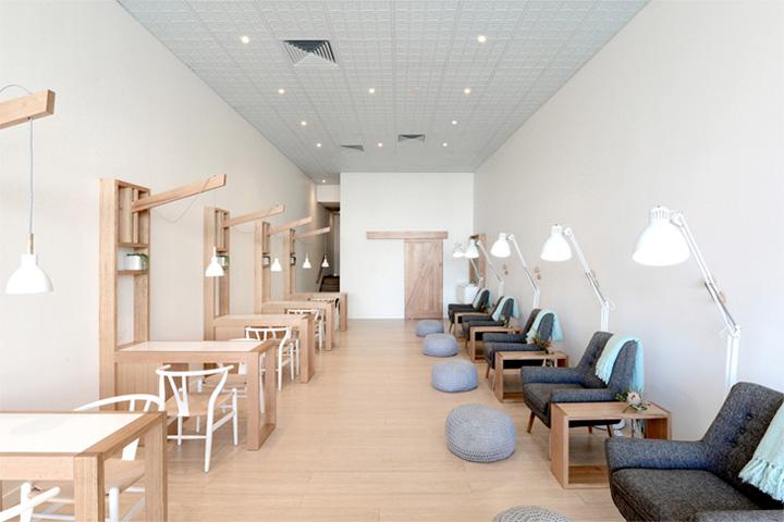 thiet-ke-spa-tiem-nail-phong-cach-toi-gian-missy-lui-spa-01 Missy Lui Spa - Thiết kế spa và tiệm nail phong cách tối giản