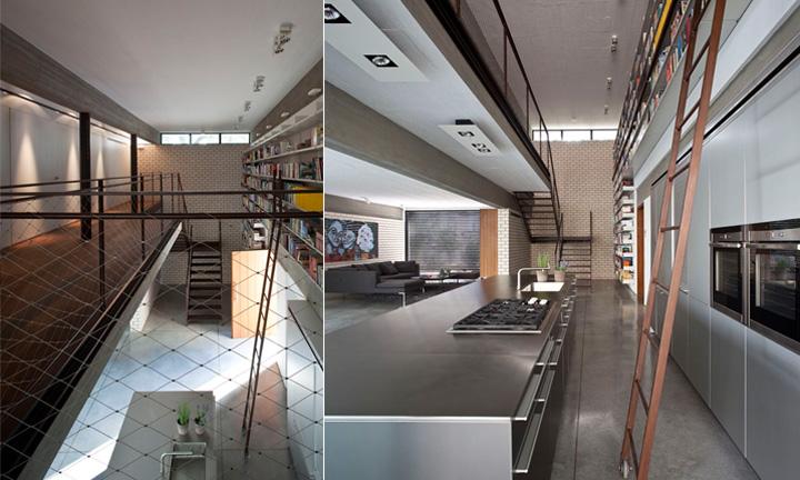 thiet-ke-biet-thu-hai-tang-hien-dai-01 Rechter House – Thiết kế biệt thự hai tầng hiện đại ở Israel
