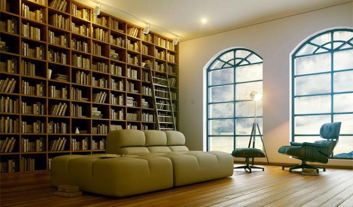 tao-diem-nhan-rieng-biet-cho-khong-gian-goc-doc-sach-01 Tạo điểm nhấn riêng biệt cho không gian góc đọc sách