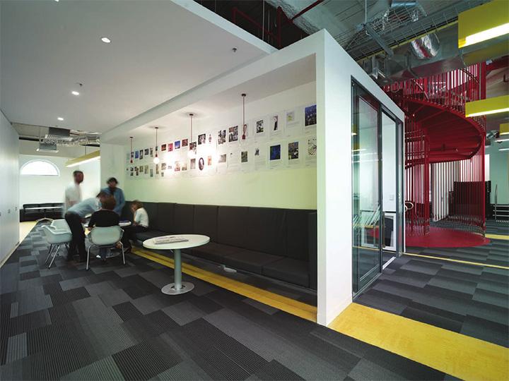 thiet-ke-van-phong-lam-viec-day-nang-dong-mccann-worldgroup-01 McCann Worldgroup – Thiết kế văn phòng làm việc đầy năng động