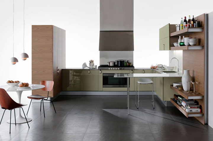 thiet-ke-bep-an-gia-dinh-dep-dada-01 Hãy thiết kế bếp ăn gia đình theo phong cách riêng của bạn