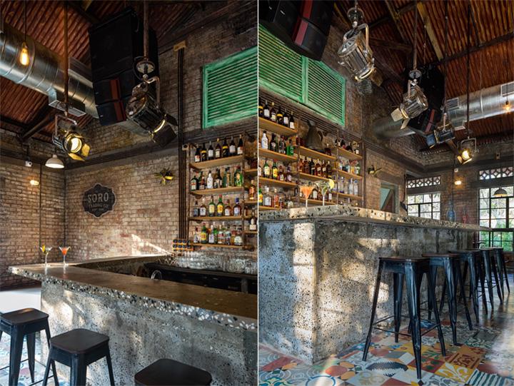 mau-thiet-ke-quan-cafe-bar-ruou-phong-cach-cong-nghiep-soro-01 Soro - Mẫu thiết kế quán cafe bar rượu phong cách công nghiệp