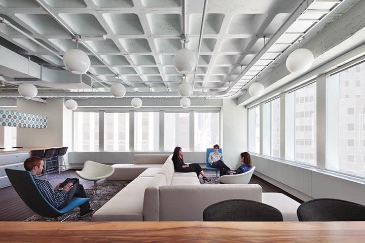 Thiết kế nội thất văn phòng làm việc công ty BBC Worldwide Americas 9