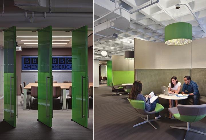 Phòng họp có thể được đặt bất cứ nơi đâu trong công ty