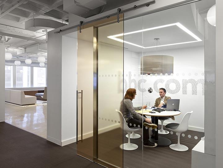 Phòng họp riêng biệt