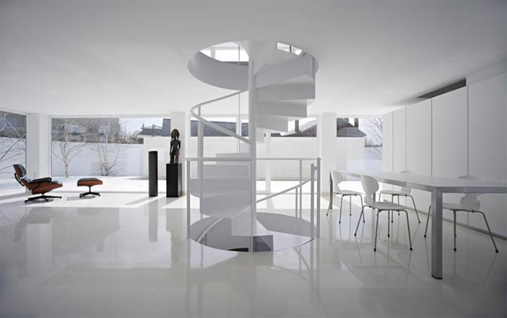 Thiết kế nội thất căn hộ tại phòng sinh hoạt
