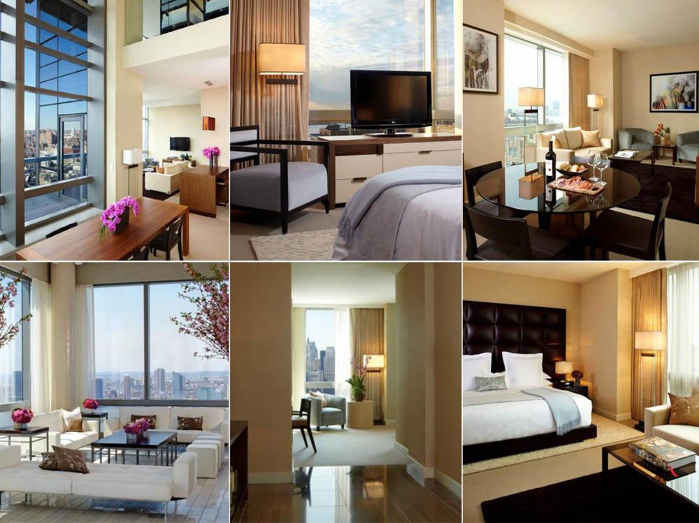 Thiết kế nội thất phòng ngủ hai tầng