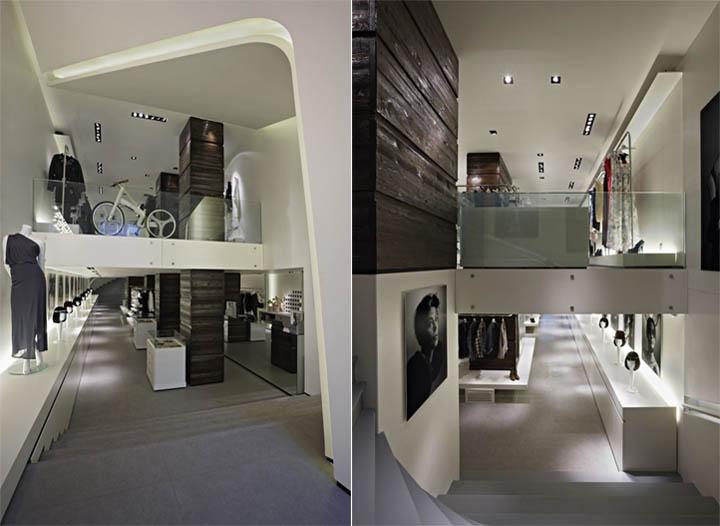 Hính thái kiến trúc đương đại dễ tiếp cận với khách hàng