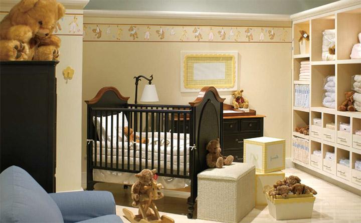 Một phòng trẻ em đáng yêu