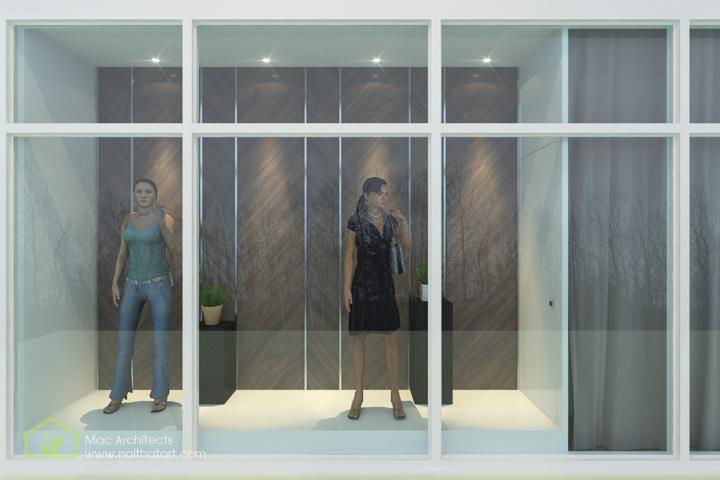 Diva Spa - Thiết kế nội thất spa tông trầm từ vật liệu thô 11