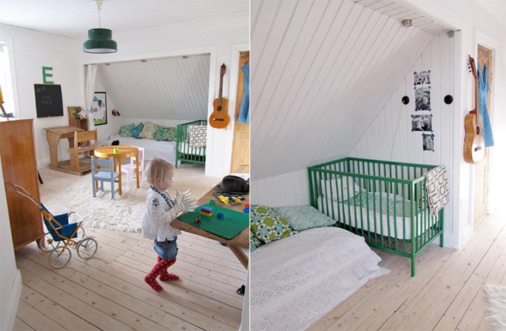 4 vấn đề về trang trí - thiết kế nội thất phòng ngủ trẻ em 1