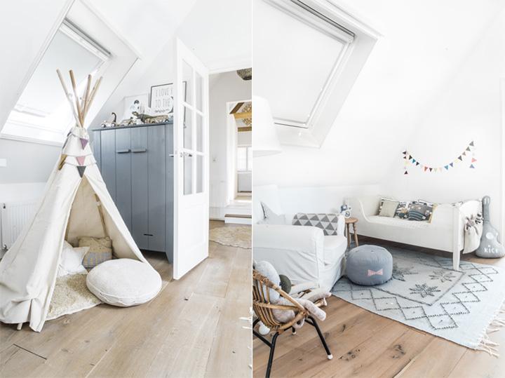 4 vấn đề về trang trí - thiết kế nội thất phòng ngủ trẻ em 3