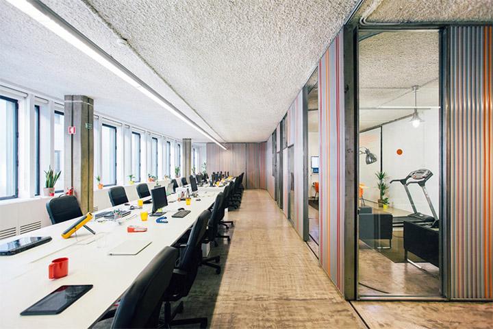Thiết kế văn phòng đẹp giúp nâng cao hiệu quả làm việc 2