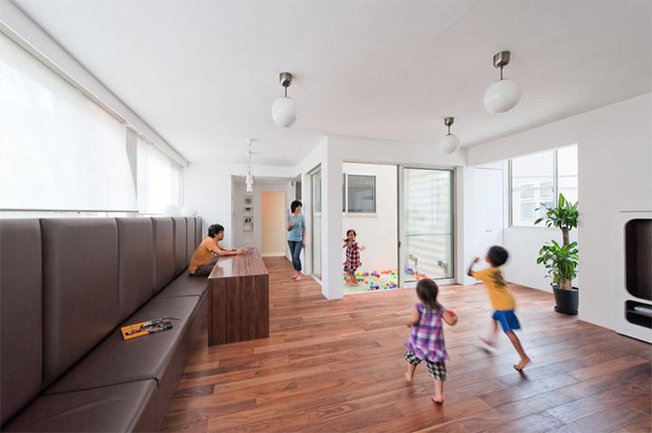 Slide House - Ngôi nhà cầu trượt dành cho ký ức trẻ thơ 4
