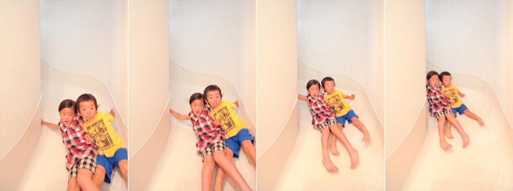 Slide House - Ngôi nhà cầu trượt dành cho ký ức trẻ thơ 10