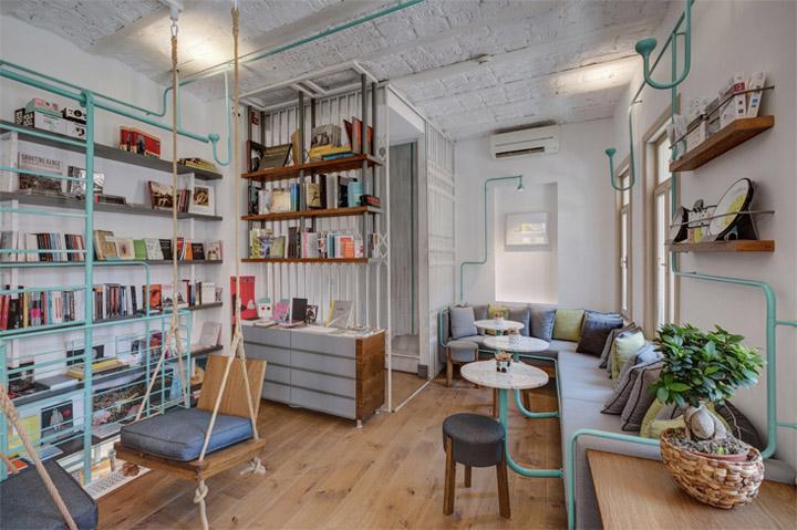 Ý tưởng thiết kế quán cafe đẹp và rẻ khi vốn đầu tư thấp 1