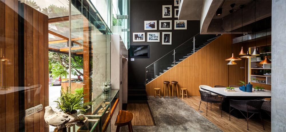 Thi công quán cafe - Hãy bắt đầu trang trí một cách hiệu quả !!! 1