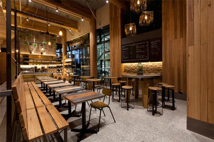 Thi công quán cafe - Hãy bắt đầu trang trí một cách hiệu quả !!! 4