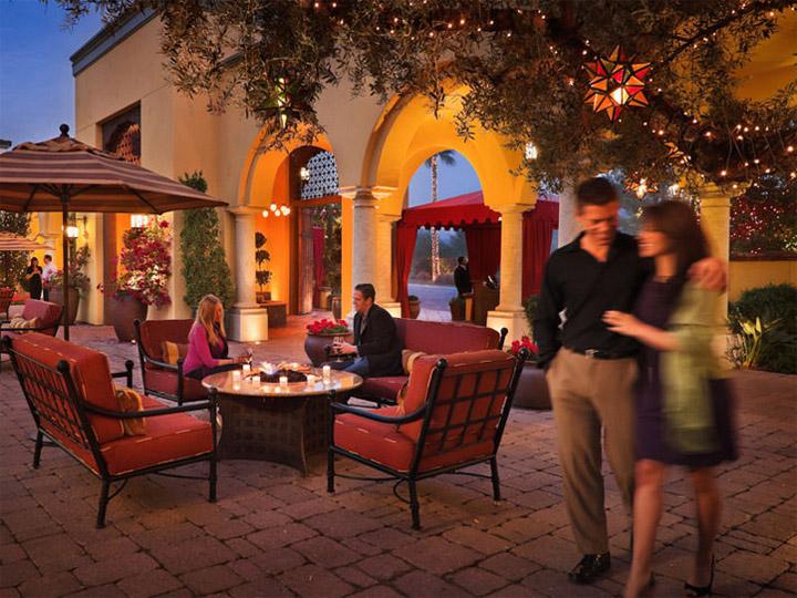 Prado - nhà hàng đẹp theo phong cách Tây Ban Nha 2