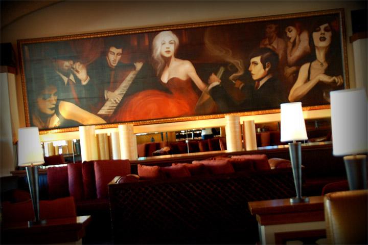 Prado - nhà hàng đẹp theo phong cách Tây Ban Nha 11