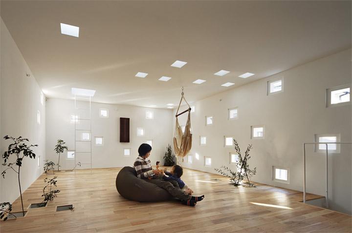 Room room - Ngôi nhà đặc biệt của cặp vợ chồng khiếm thính 9
