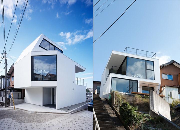 Vista - Ngôi nhà nhỏ trên đồi sử dụng vật liệu gỗ óc chó 12