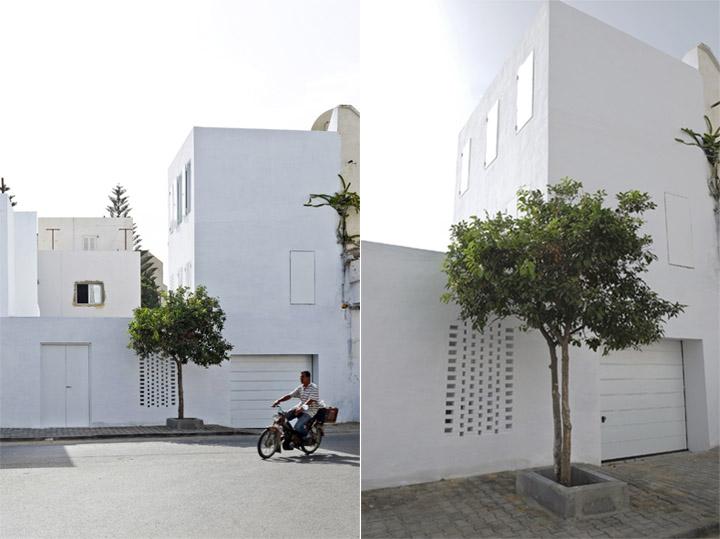 Dar Mim - Ngôi nhà màu trắng truyền thống ở Tunisia 1