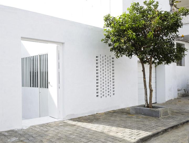 Dar Mim - Ngôi nhà màu trắng truyền thống ở Tunisia 2