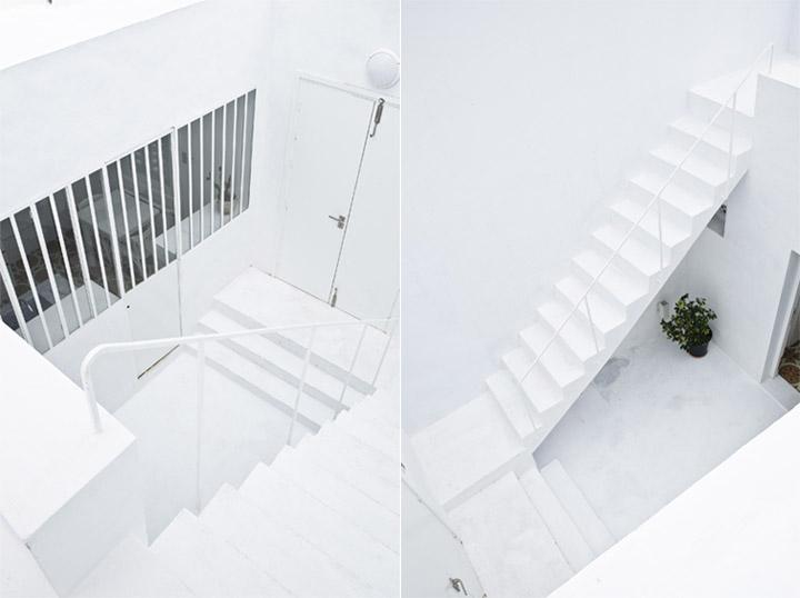 Dar Mim - Ngôi nhà màu trắng truyền thống ở Tunisia 4