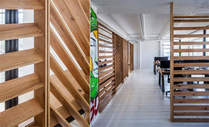 Thiết kế nội thất văn phòng phong cách Industrial năng động 11