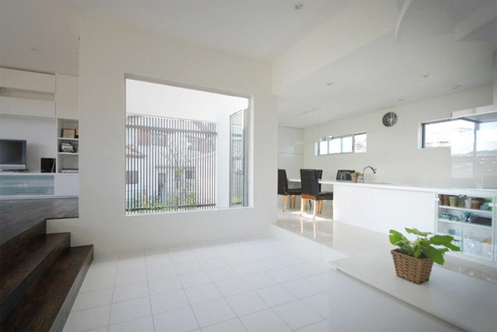 House in Hino - Thiết kế nhà phố tối giản bên bờ sông xanh mát 4