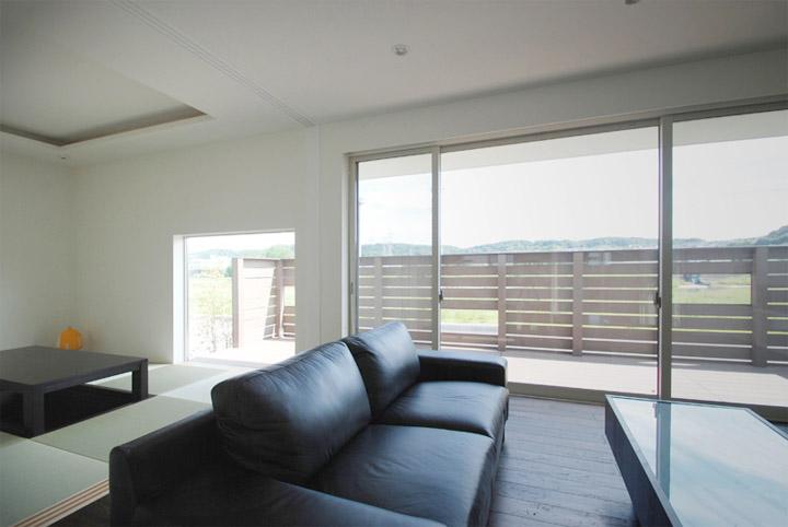 House in Hino - Thiết kế nhà phố tối giản bên bờ sông xanh mát 10