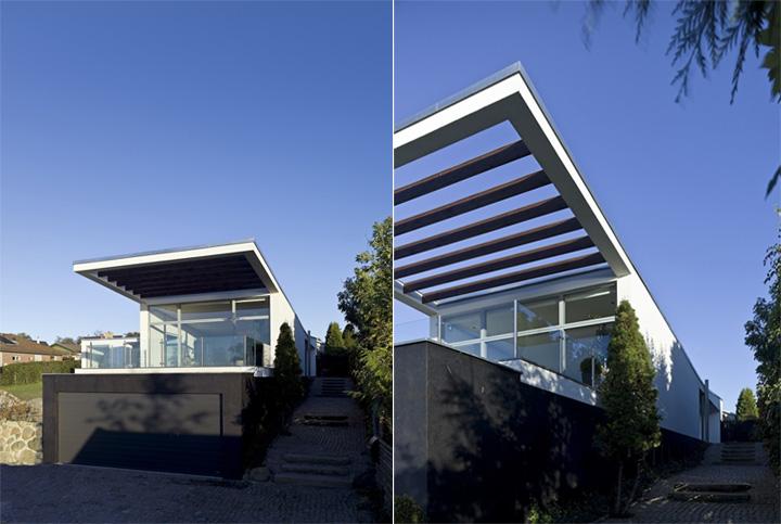Villa Marstrand Wadt - Thiết kế nhà vườn 2 tầng đẹp hiện đại 3