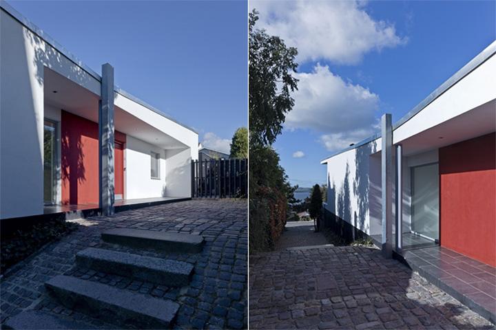 Villa Marstrand Wadt - Thiết kế nhà vườn 2 tầng đẹp hiện đại 4