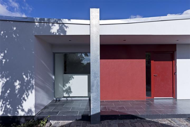 Villa Marstrand Wadt - Thiết kế nhà vườn 2 tầng đẹp hiện đại 5