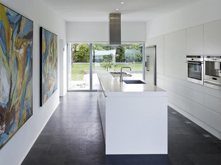 Villa Marstrand Wadt - Thiết kế nhà vườn 2 tầng đẹp hiện đại 7