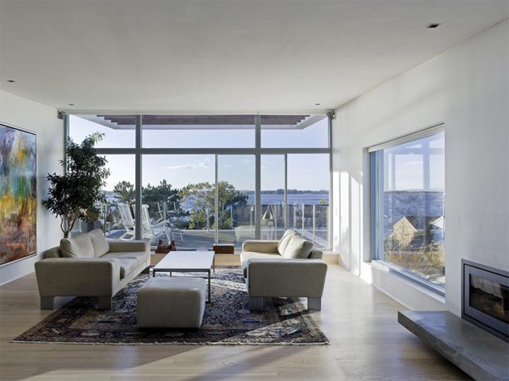 Villa Marstrand Wadt - Thiết kế nhà vườn 2 tầng đẹp hiện đại 8
