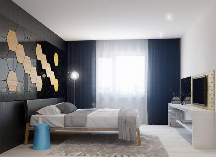 Sự đa năng của vật liệu gỗ sáng màu trong thiết kế nội thất 10