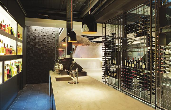 Nét sang trọng trong thiết kế nội thất văn phòng công ty VIP 10